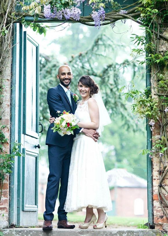 Mariage d t en plein air une belle c r monie dans le - Mariage dans son jardin ...